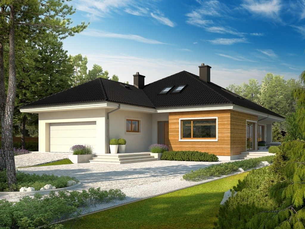 Conception 3D Maison Neuve
