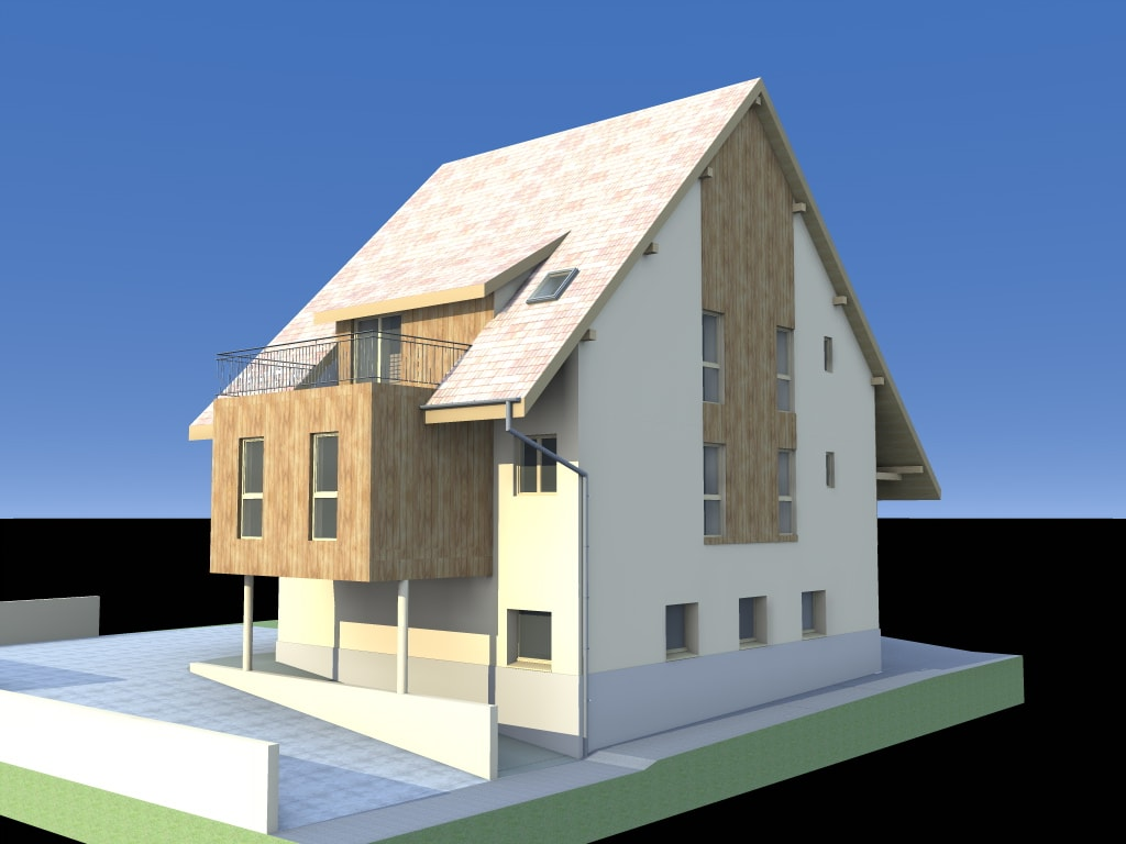 Conception 3D Appartements