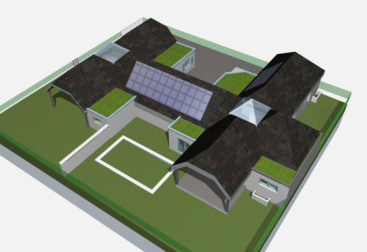 Conception 3D La Roselière